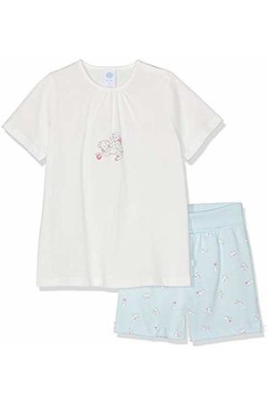 Sanetta Baby Girls' Pyjama Short Set, (Broken )