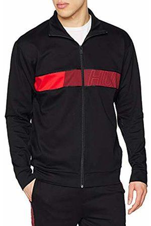 HUGO BOSS Men's Dalais Sweatshirt, ( 001)