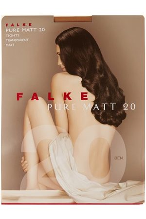 Falke Pure Matte 20 Denier Tights - Womens