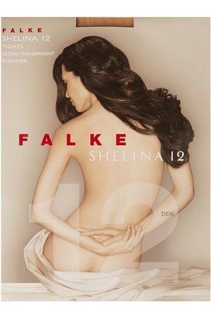 Falke Shelina Transparent 12 Denier Tights - Womens - Nude