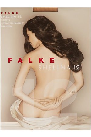 Falke Women Tights - Shelina Transparent 12 Denier Tights - Womens - Nude