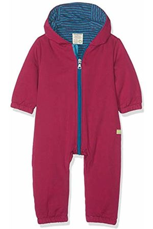loud + proud Baby Girls' Wasserabweisender, wattierter Overall Snowsuit