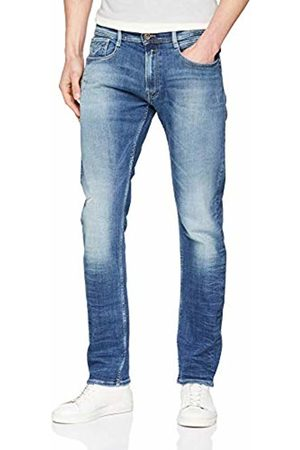 Replay Men's Rob Straight Jeans, (Medium 9)