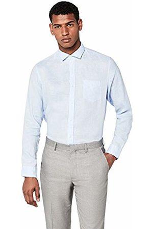 T-Shirts Men's Regular Fit Linen Shirt