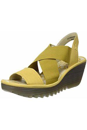 Fly London Women Sandals - Women's YAJI888FLY Open Toe Sandals