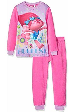 TROLLS Girl's 2200001857 Pyjama Sets