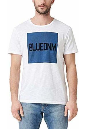 s.Oliver Men's 13.902.32.3957 T-Shirt, ( 0100)