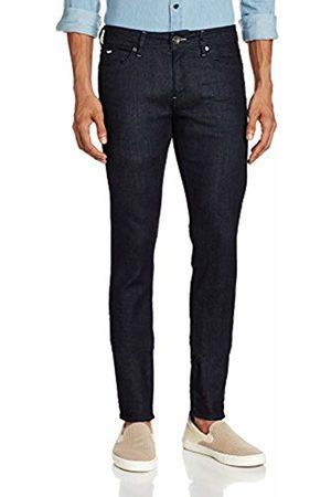 GAS Jeans Men's Sax Zip Skinny Jeans, Wk08