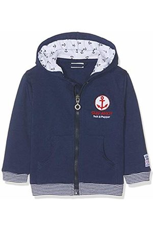 Salt & Pepper Salt and Pepper Baby Boys' B Jacket Pirat uni Kap Blau (Classic 486) 18-24 Months