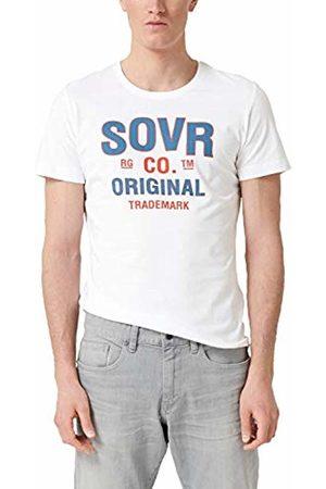 s.Oliver Men's 13.902.32.4064 T-Shirt, ( 0100)