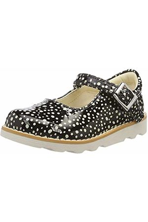 Clarks Girls' Crown Jump T Loafers, ( Interest-)