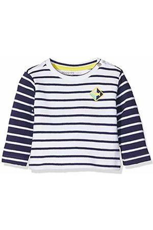 Noppies Baby Boys' B Tee ls Riverbank y/d str Longsleeve T - Shirt Mehrfarbig (Patriot P017) 9-12 Months