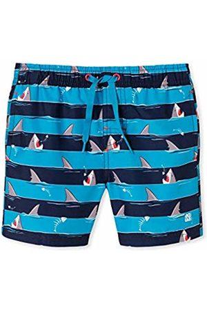 Schiesser Boy's Shark Fever Swimshorts Swim Shorts