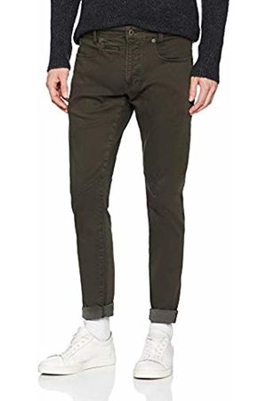 G-Star Men's D-STAQ 5-Pocket Skinny Colored Jeans