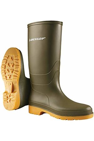 Grisport Dunlop RAPIDO PVC LAARS GROEN, Unisex Adults' Long Shaft Boots