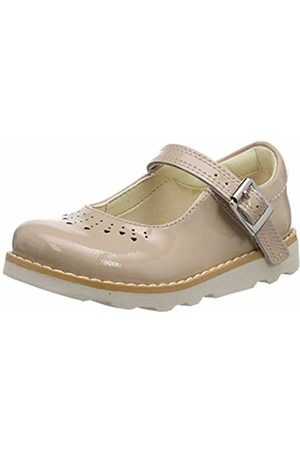 Clarks Girls' Crown Jump T Loafers, (Blush-)