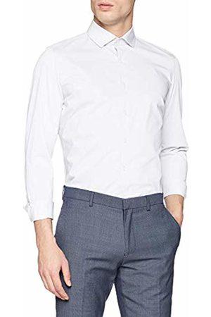 s.Oliver Men's 02.899.21.4465 Formal Shirt, ( 0100)