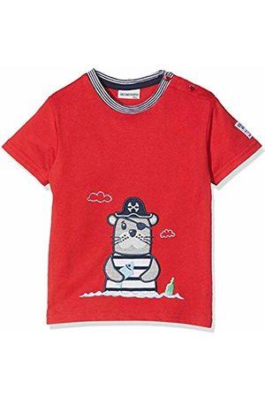 Salt & Pepper Baby T-shirts - Salt and Pepper Baby Boys' B T-Shirt Pirat uni Robbe Rot ( 358)