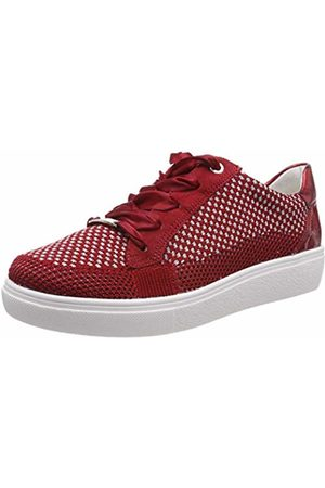 sneakers for cheap 80a41 46427 Women's New York 1214582 Low-Top Sneakers, Silber, Rot/Rosso 09