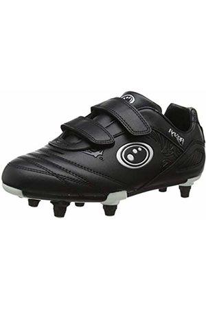 Optimum Boys' Razor Easy Fastening 6 Stud Football Boots