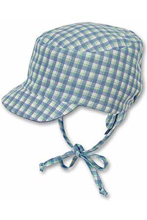 Sterntaler Boy's Peaked Cap, Reversible (Eisblau 345)