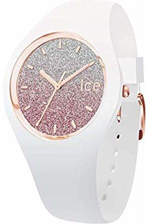 Ice-Watch ICE lo pink - Women's wristwatch with silicon strap - 013427 (Small)