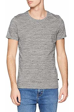 s.Oliver Men's 44.899.32.5401 T - Shirt Elfenbein (Panacotta 02w0) M