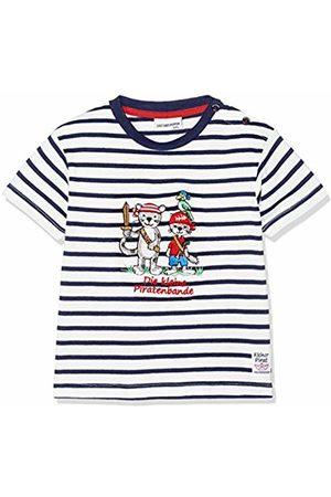 Salt & Pepper Salt and Pepper Baby Boys' B T-Shirt Pirat Stripe Bande