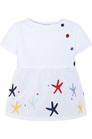 Tuc Tuc Baby Girls' Camisa POPELÍN NIÑA ARRECIFE DE Coral T-Shirt, ( 5)
