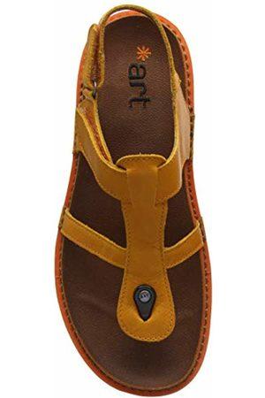 Art Men's 1300 Memphis Mandarin/i Explore Open Toe Sandals