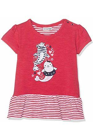 Salt & Pepper Salt and Pepper Baby Girls' B T-Shirt Meer uni Volant