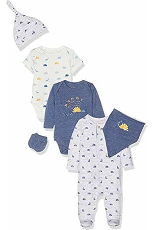 Mothercare Baby Boys' Dinosaur Six-Piece Set Clothing ( 128)