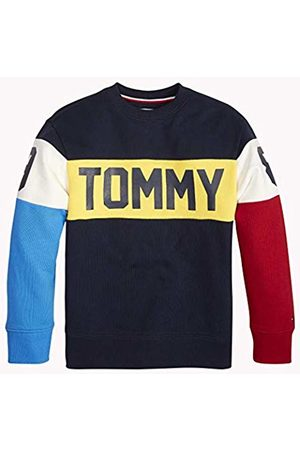 Tommy Hilfiger Boy's U Colorblock Sweatshirt