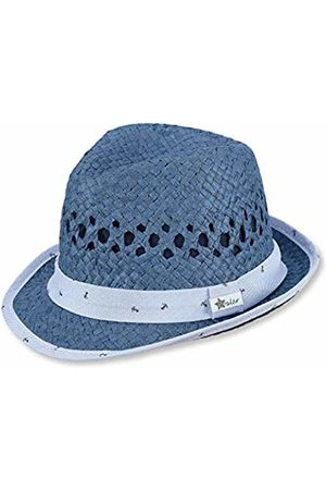 Sterntaler Baby Boys' Paper hat (Jeansblau 348)