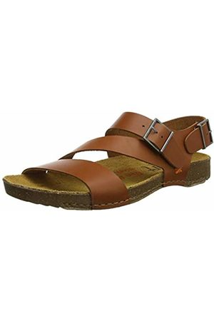 Art Men's 1049 Becerro Cuero/i Breathe Open Toe Sandals