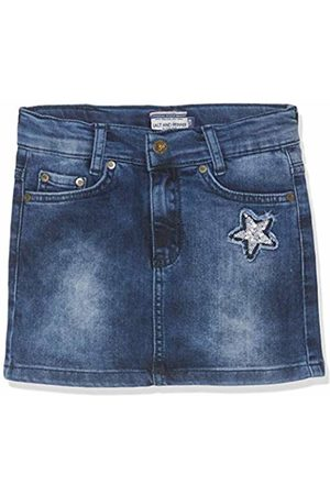 Salt & Pepper Salt and Pepper Girls' Jeans Rock Blue Skirt Blau (Original 099) 5 Years