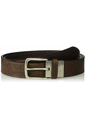 Tommy Bahama Men's 100% Leather Reversible Belt Packing Organizers