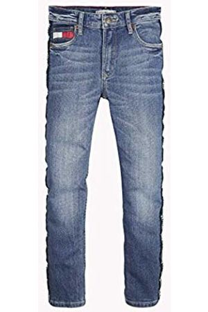 Tommy Hilfiger Boy's U Randy Relaxed Cropped Vapbst Jeans, (Varsity Print Stretch 911)