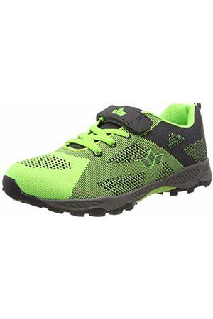 LICO Men's Jumper Vs Low-Top Sneakers, Lemon/Anthrazit