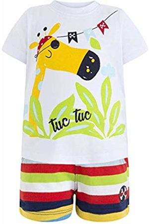 Tuc Tuc Boy's Camiseta+Bermuda Rayas Punto Niño Pirates Clothing Set