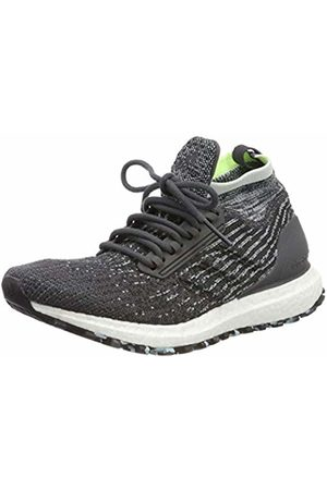 adidas Women's Ultraboost All Terrain W Running Shoes, Grigio Six/Carbon/ Tint S18