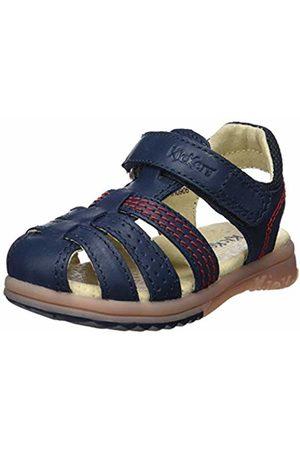 Kickers Boys' Platinium Open Toe Sandals