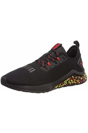 Puma Men's Hybrid NX Competition Running Shoes, -High Risk -Blazing