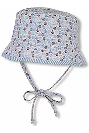 Sterntaler Baby Boys' Fishing hat, Reversible