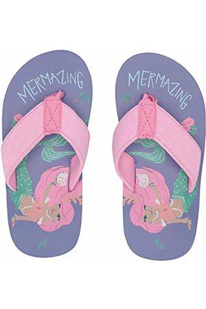 Hatley Girls Flip Flops (Mermaid Tales 500)