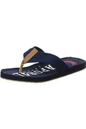 Kaporal 5 Men's Taino Flip Flops, Marine 903