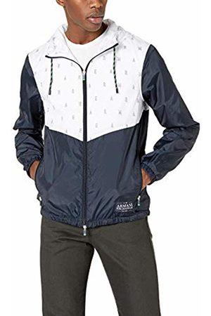 Armani Men's Multipattern Jacket