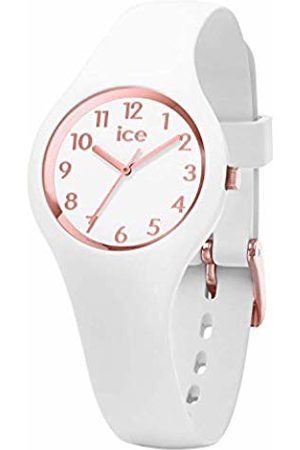Ice-Watch Womens Analogue Quartz Watch with Silicone Strap 15343