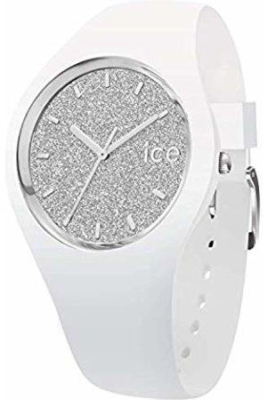 Ice-Watch ICE glitter - Women's wristwatch with silicon strap - 001351 (Medium)