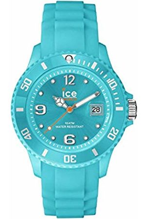 Ice-Watch ICE forever Turquoise - Men's (Unisex) wristwatch with silicon strap - 000965 (Small)